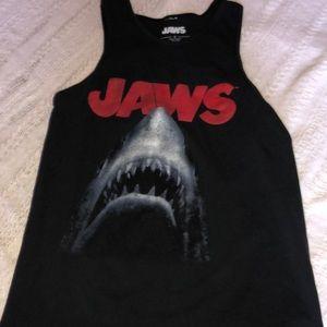 Jaws Tank top Unisex